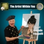 Artwork for The Artist Within You. Amanda Filippelli