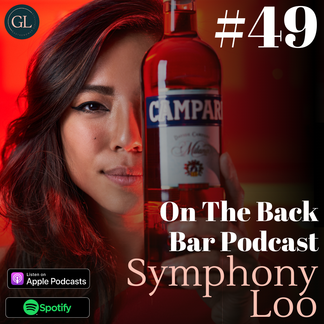 On The Back Bar #48 Symphony Loo on Campari, celebrating the Negroni and what it really means to be a brand ambassador.