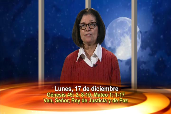 Artwork for Dios te Habla con Maria Eva Hernandez; Tema el hoy:  Ven, Señor, rey de justicia y de paz.