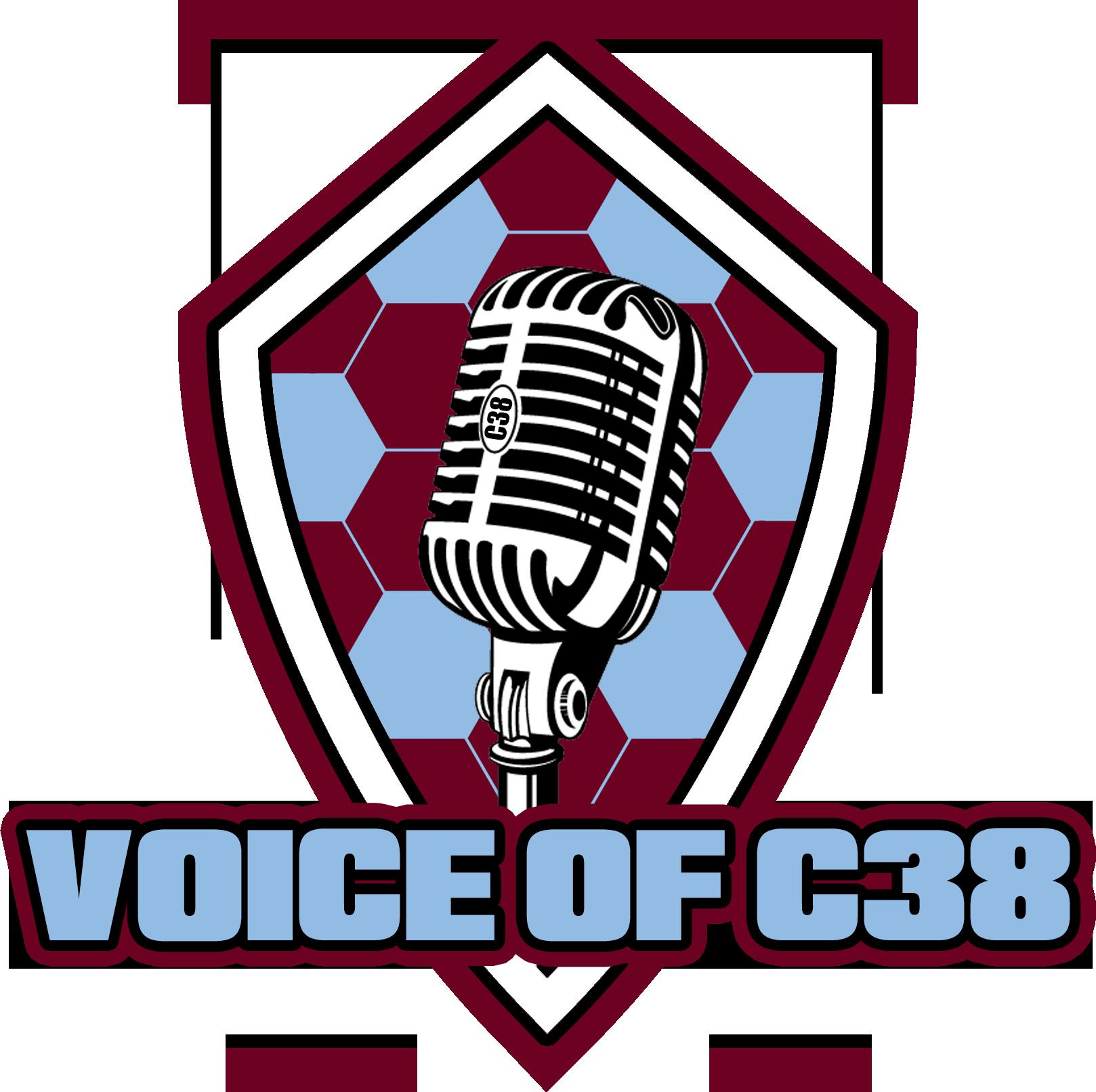 Voice of C38 show art