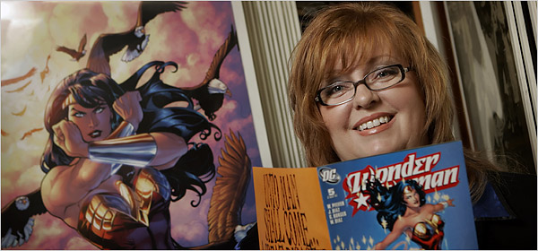Gail Simone Has All The Answers