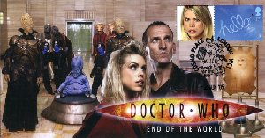 Tim's Take On: Episode 128(Dr Who: The End of The World review)