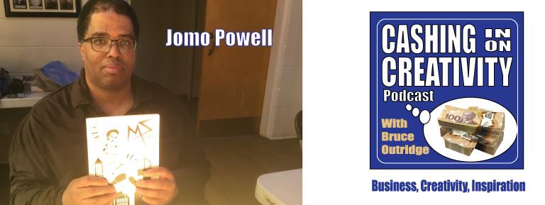 Jomo Powell