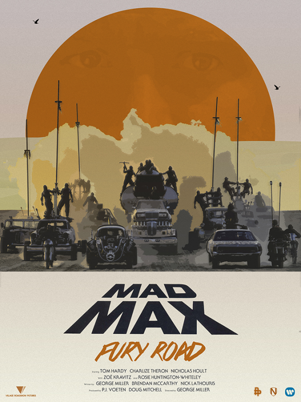Mad Max: Fury Road / Female Action Heroes