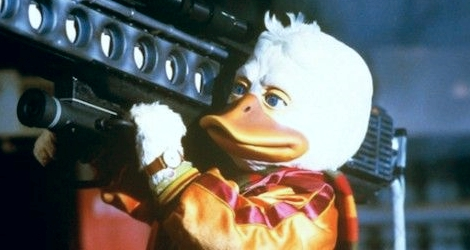 When the Music Stops: Howard the Duck