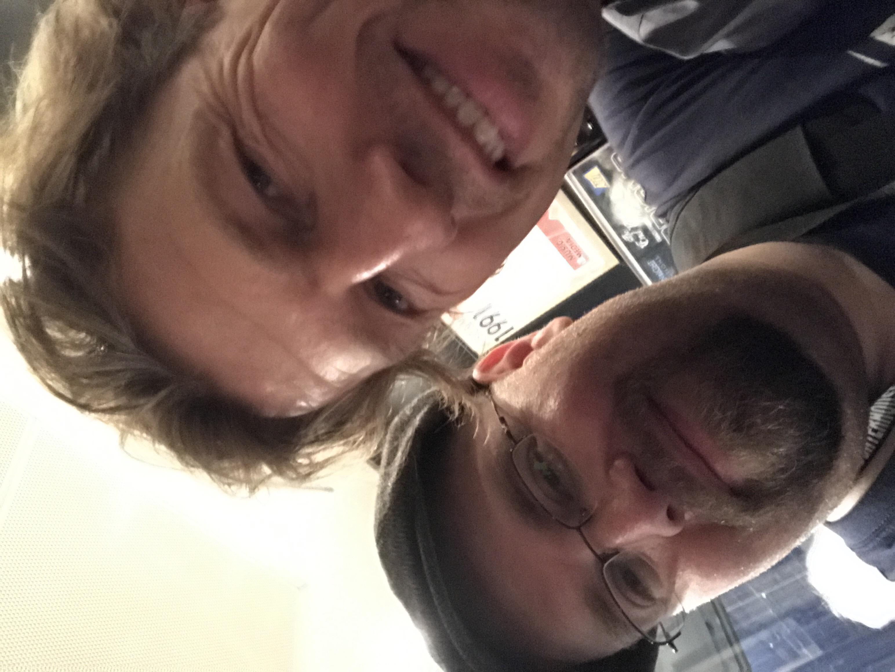 Rainer and I