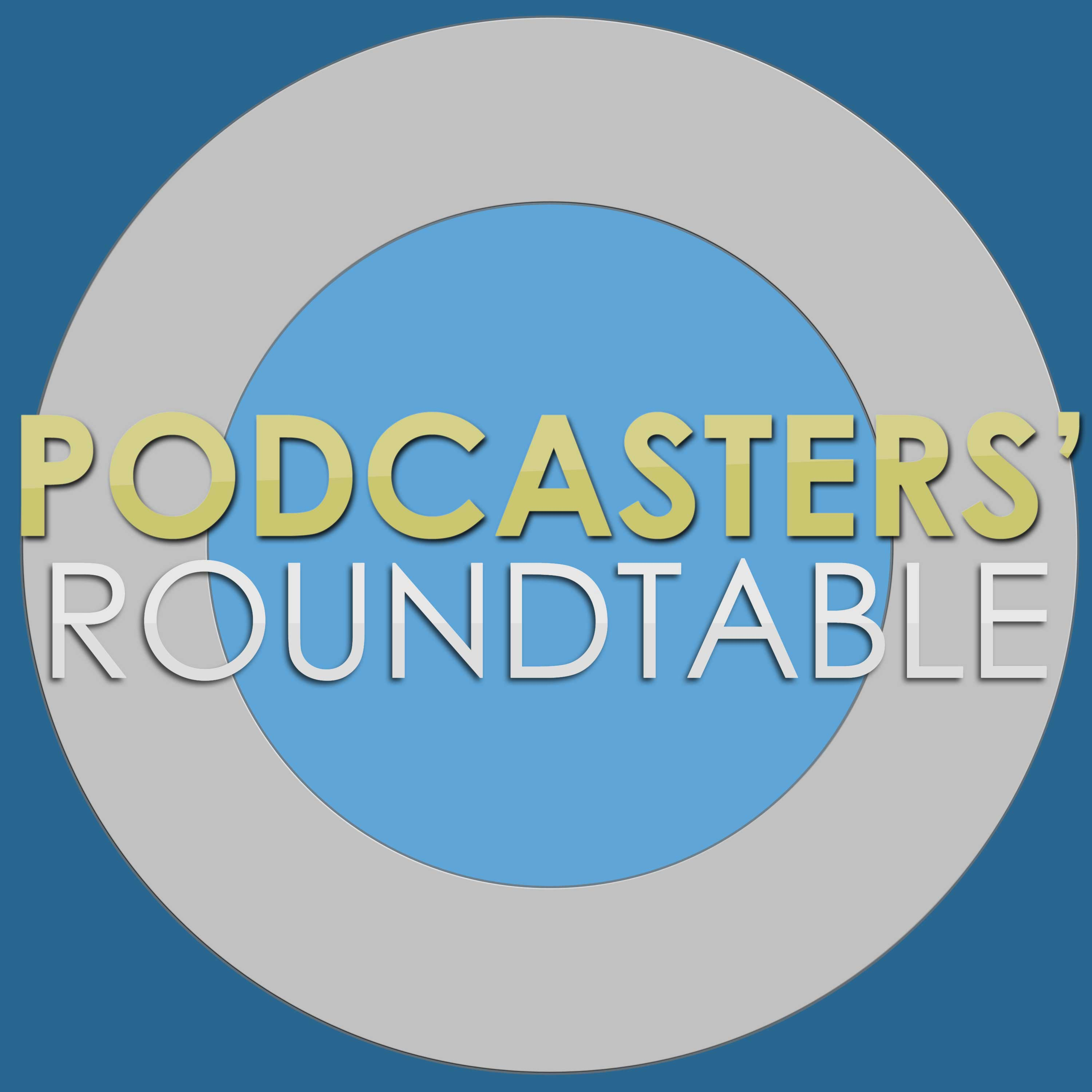 Podcasters' Roundtable show art