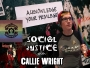 Artwork for Social Justice with Callie Wright