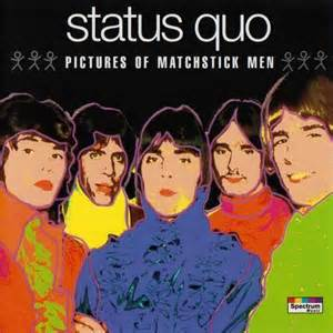 Status Quo - Pictures of Matchstick Men -Time Warp Radio Song of the Day(3/29/16)