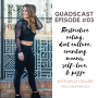 Artwork for EP. 3 | Restrictive Eating, Diet Culture, Macros, Self-Love, & Pizza with Kelly Collier