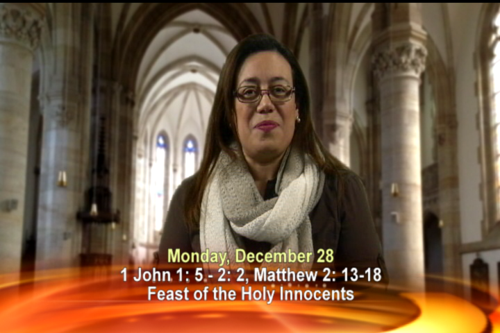Artwork for Monday, December 28,  Today's Topic: Feast of the Holy Innocents
