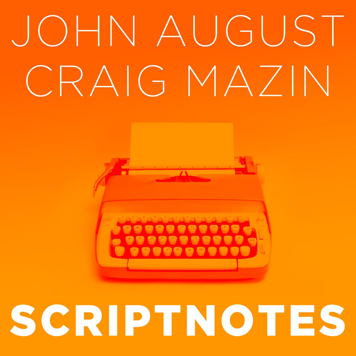 Artwork for 175 - Twelve Days of Scriptnotes