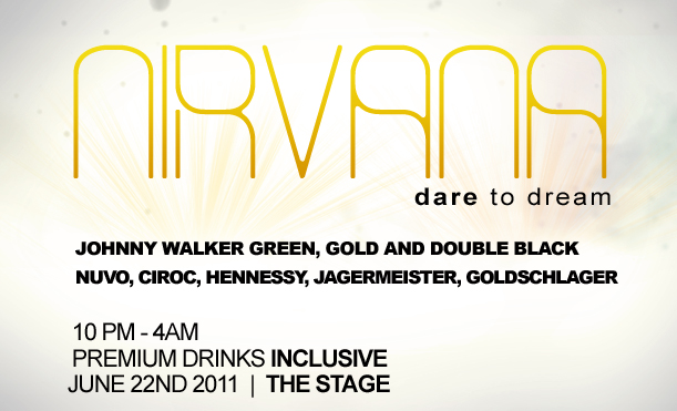 Nirvana Promo (Premium Drinks Inclusive June 22nd on the stage) Mixed by Private Ryan.mp3