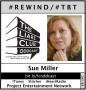 Artwork for The Liars Club Oddcast # 147   #tbt Rewind - Sue Miller, Critically Acclaimed Best-Selling Novelist