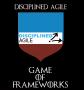 Artwork for Game of Frameworks - Disciplined Agile with Mark Lines