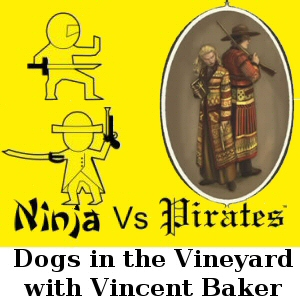 NvP 2x04 - Dogs in the Vineyard with Vincent Baker Part 2