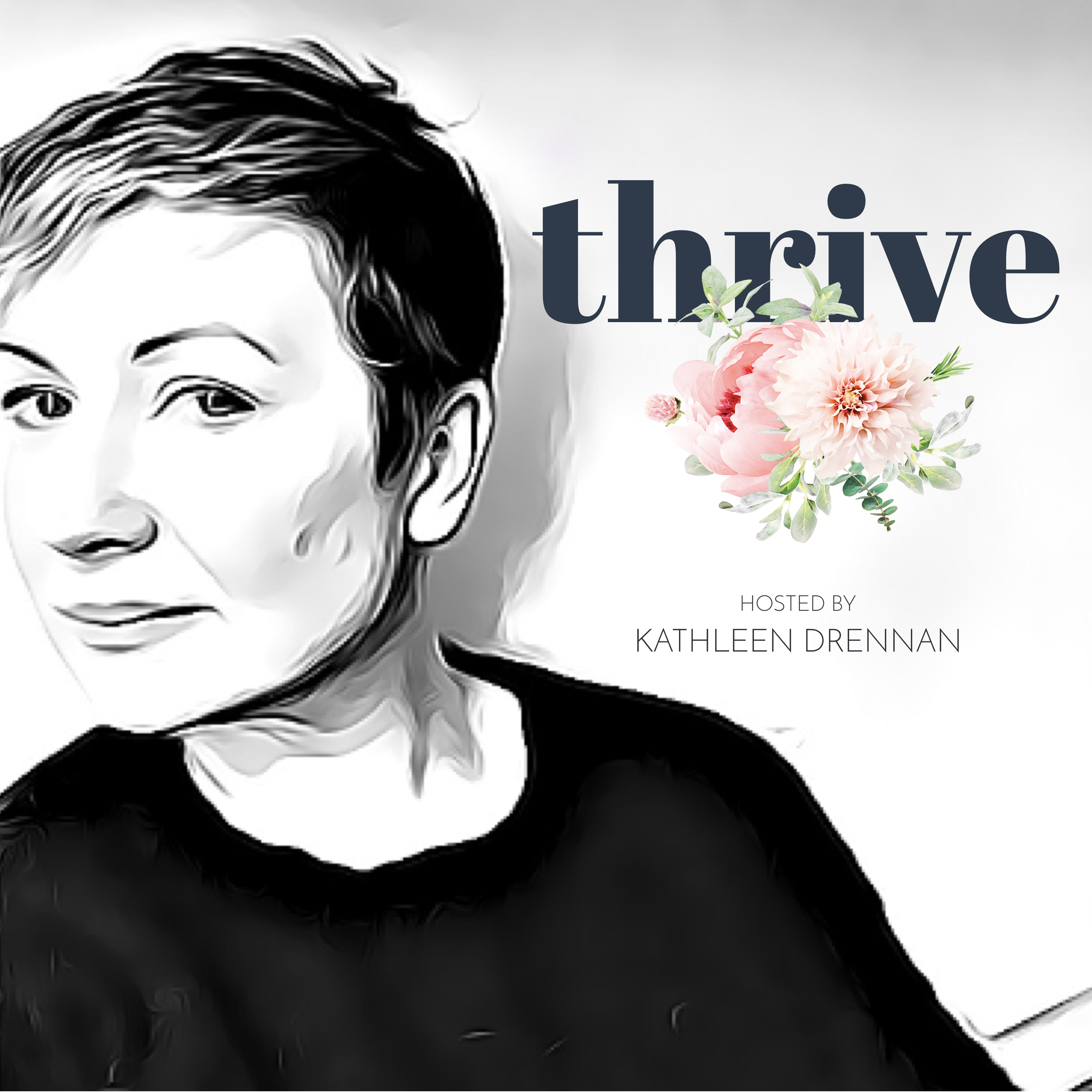 Thrive Podcast #forflorists show art
