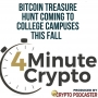 Artwork for Bitcoin Treasure Hunt Is Coming to College Campuses