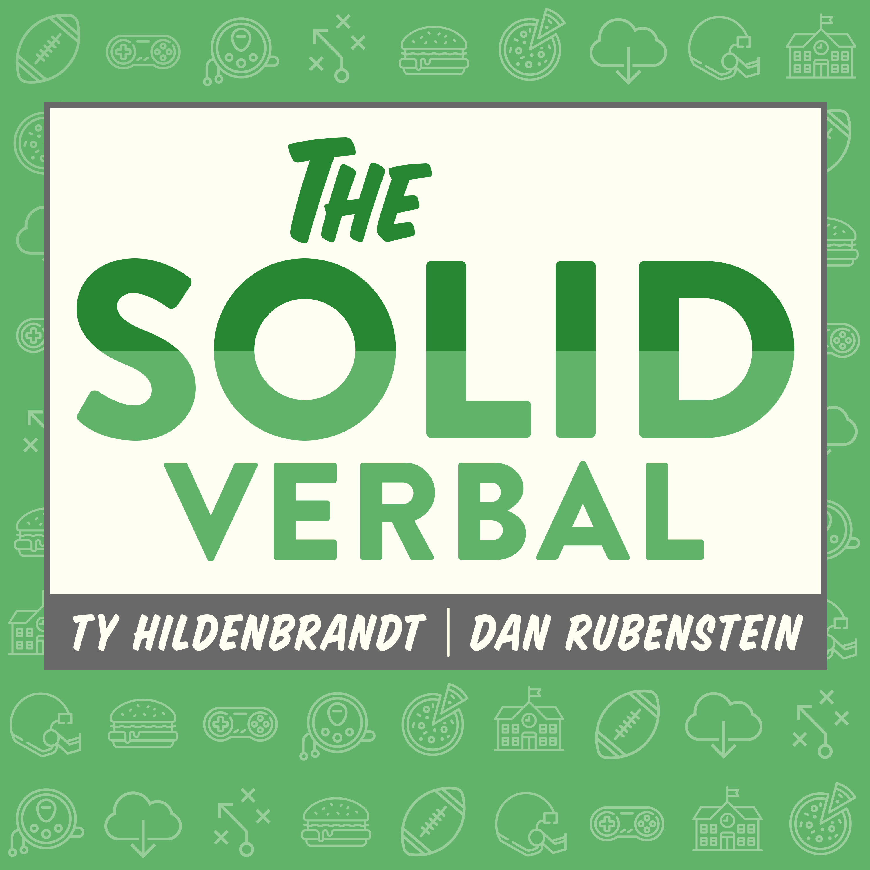 The Solid Verbal show art