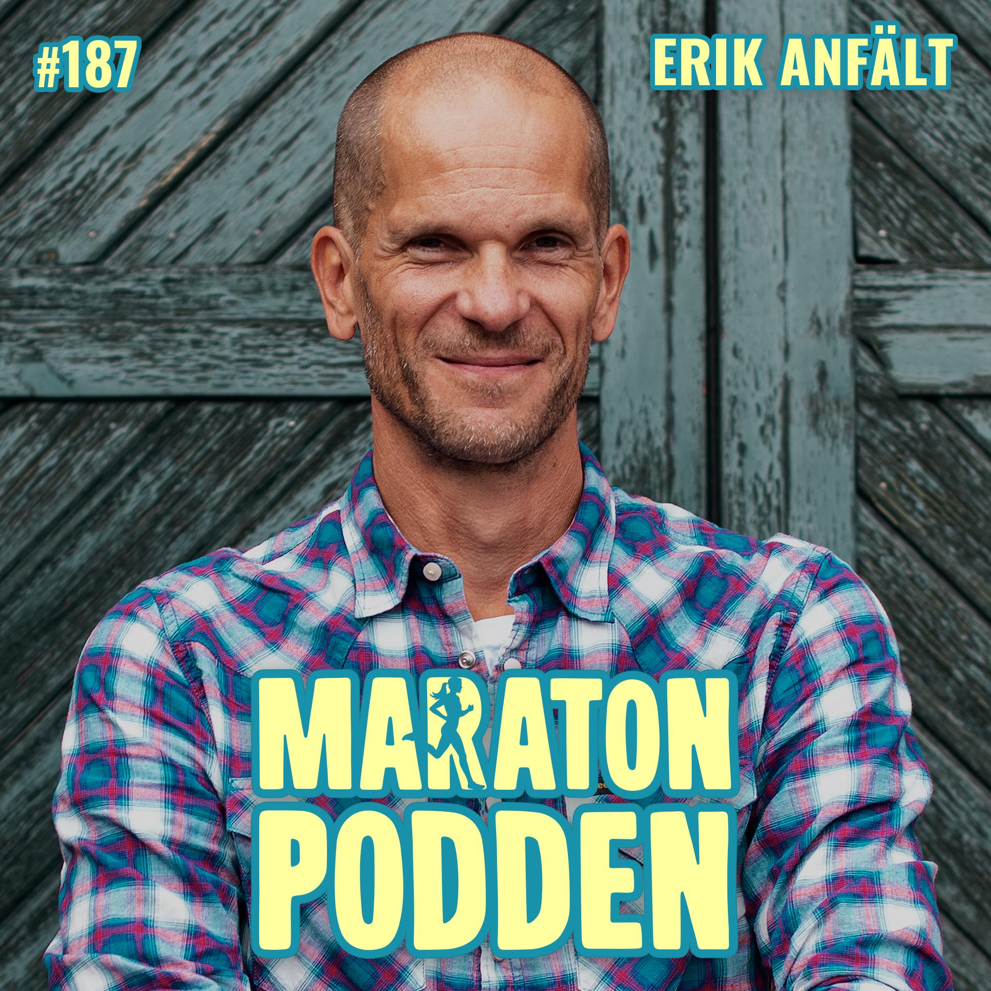 #187: Erik Anfält, festprissen som blev elitlöpare