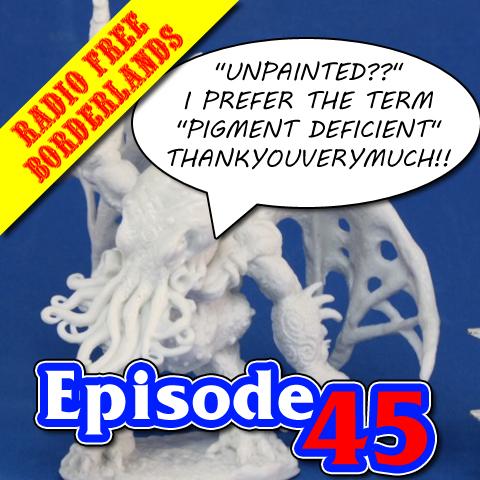 Episode 45: The Reaper Bones Review
