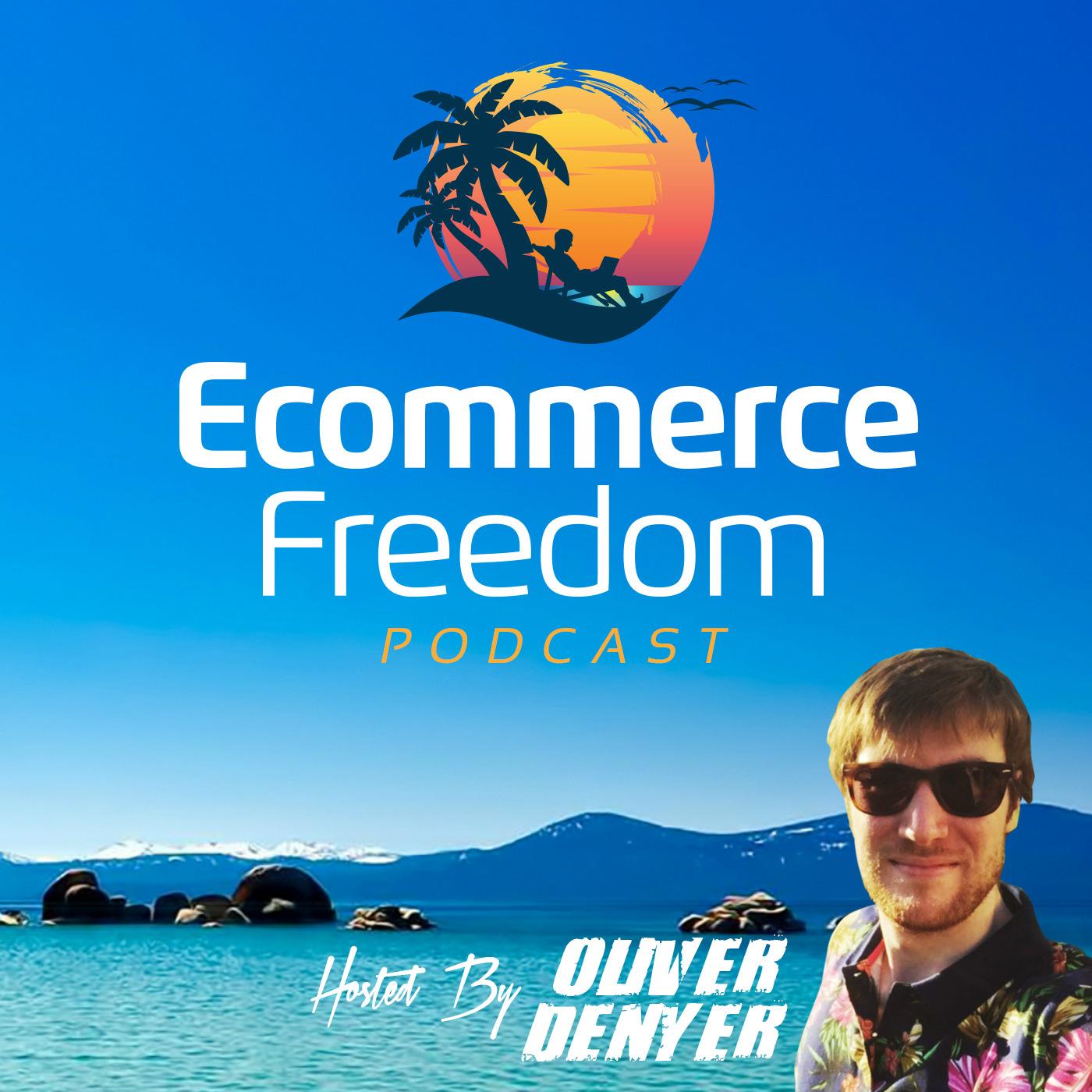 Ecommerce Freedom Podcast show art