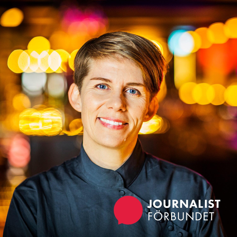 Journalistpodden #181: Podcastchefen Lovisa Ohlson