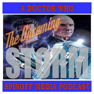The Oncoming Storm Ep 18: Star Trek/Doctor Who 1-2 So a Time Lord and an Android walk into a Bar...