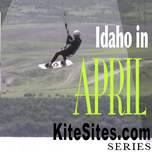 Idaho in April