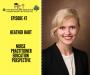 Artwork for Heather Hart- Nurse Practitioner Education Perspective