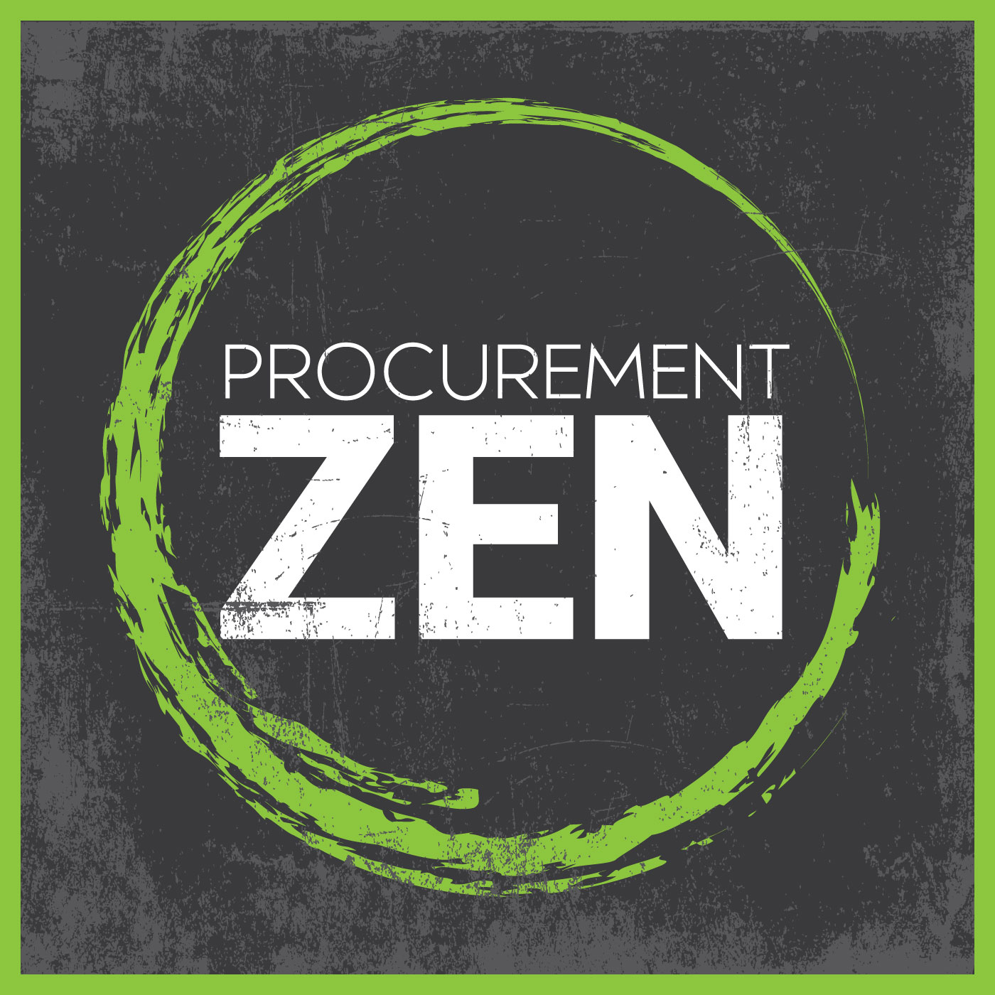 Procurement Zen - Valuable Insights in Negotiation and Procurement show art