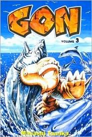 Gon Volume 3 by Masashi Tanaka