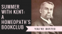 Artwork for You're Invited! Summer with Kent: A Homeopath's Bookclub (promo)