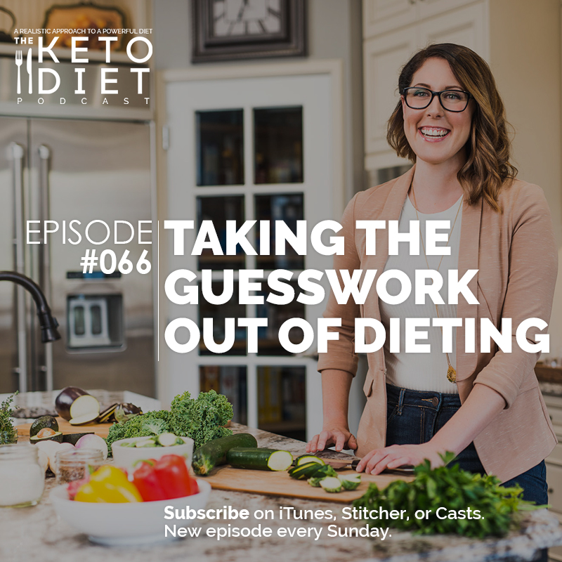 #066 Taking the Guesswork Out of Dieting with Beth Manos Brickey
