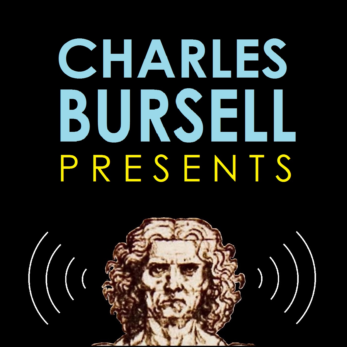 Charles Bursell Presents show art