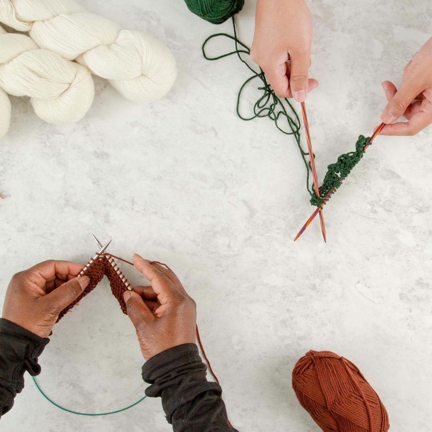 Episode 347 - Learning & Teaching Yarn Crafts