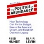 Artwork for The FCC, The Internet, Connectivity with Blair Levin, author with Reed Hundt of 'The Politics of Abundance'