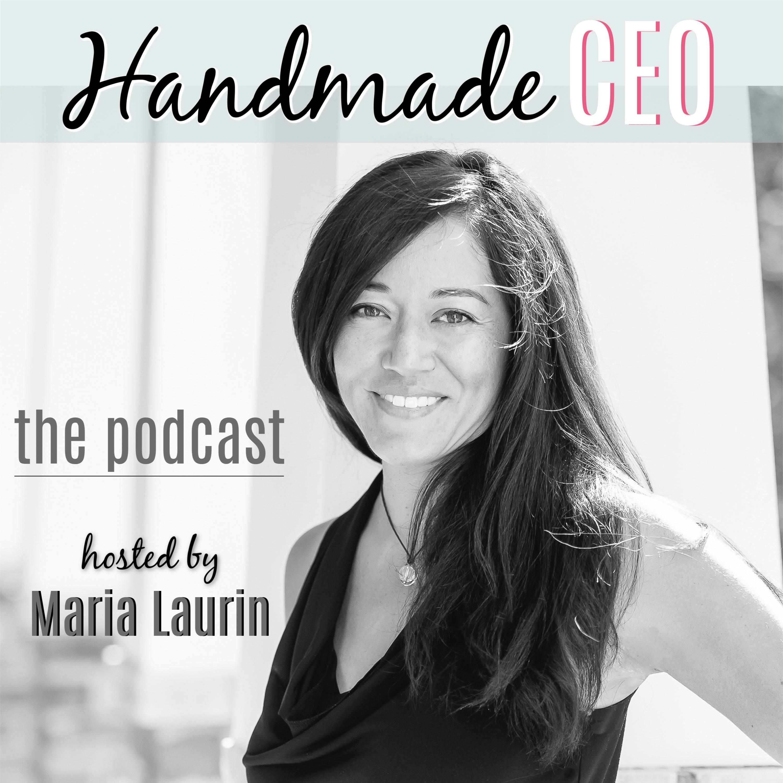 Handmade CEO Podcast show art