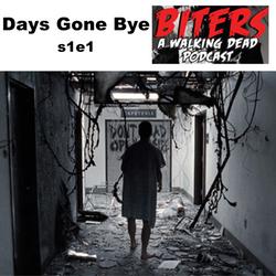 Retro Ep 1 - s1e1 Biters: The Walking Dead Podcast