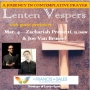 Artwork for Lenten Vespers--Zachariah Presutti, SJ, LMSW & Joe Van Brussel