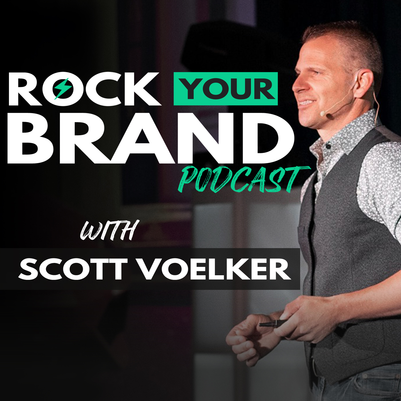 Rock Your Brand Podcast show art