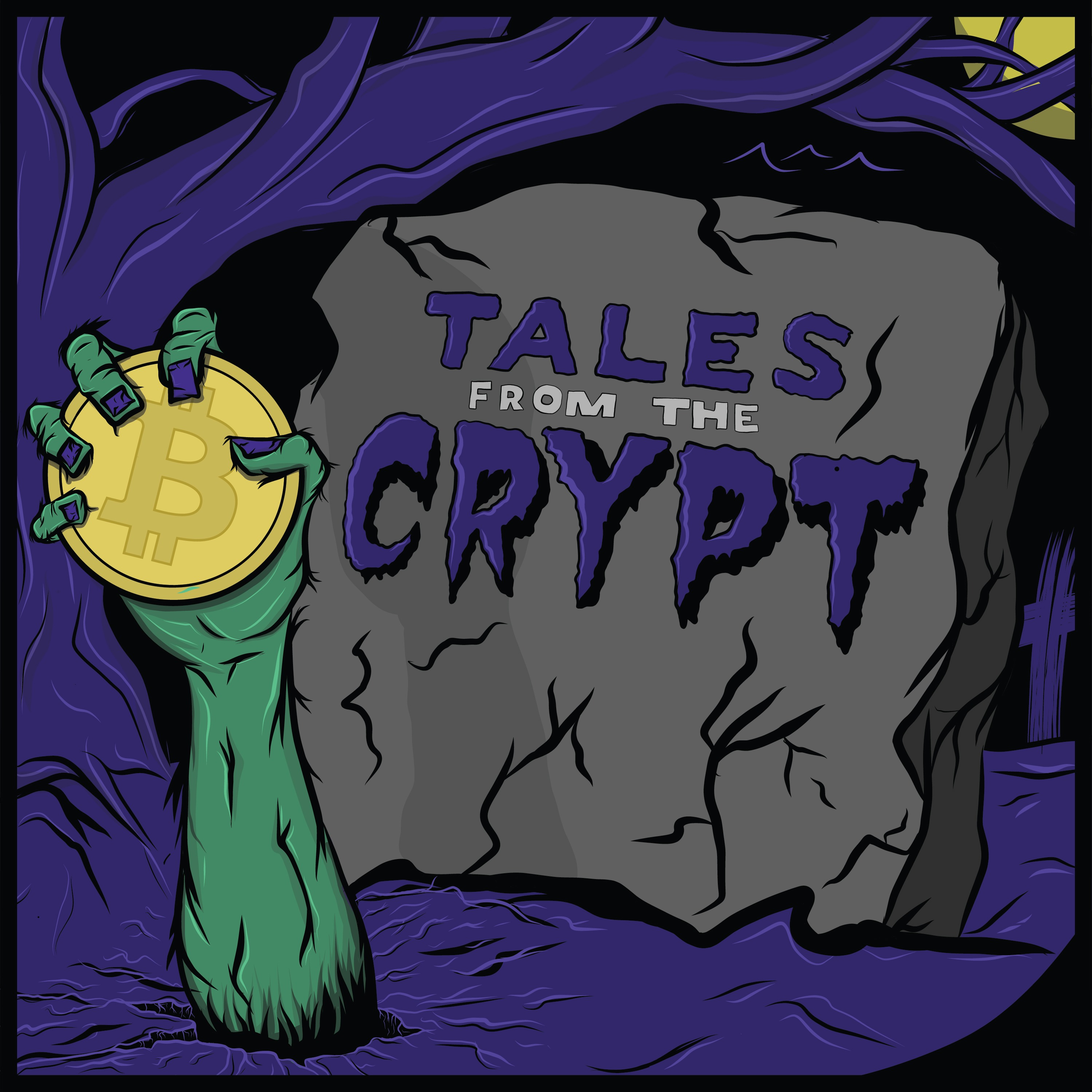 Artwork for Tales from the Crypt #46: Justin Moon