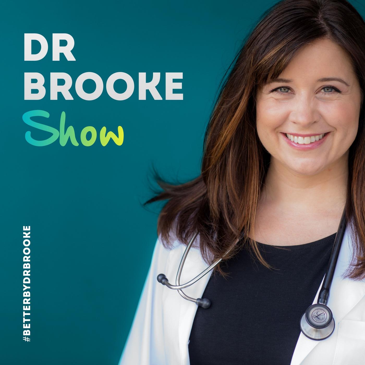 Dr. Brooke Show show art