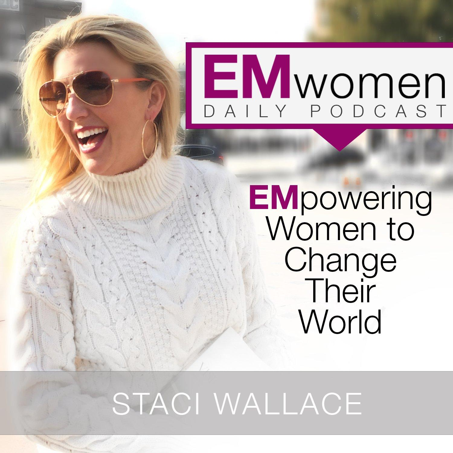 Artwork for Are you willing to stand out? | EMwomen | Episode 98