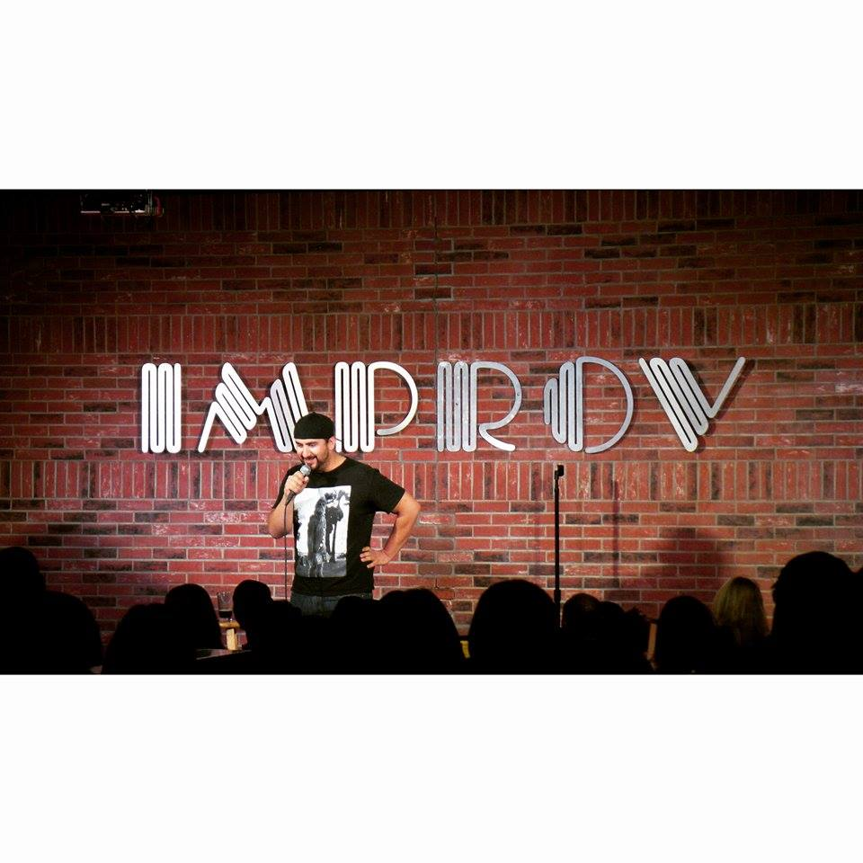 Special Announcement! Come see me tonight at 730 & 945 4/3/15 @Brea.Improv.Com with Edwin San Juan, Yoshi Obayashi, George Perez, & more!