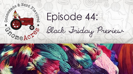 Artwork for Ep 44: Black Friday Preview