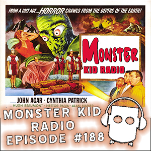 Monster Kid Radio #188 - The Mole People with Scott Morris
