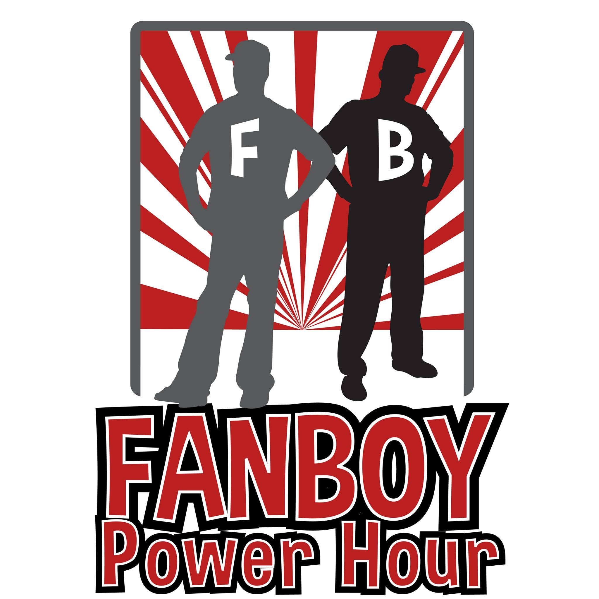The Fanboy Power Hour show art