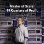 Artwork for S1E8 - Master of Scale: Jim Estill's 99 Consecutive Quarters of Profit