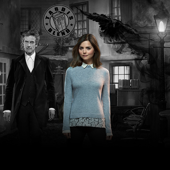 TARDISblend 95: Face the Raven